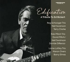 A Tribute to Ed Bickert, 2017, Cornerstone Records